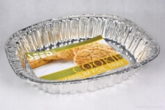 Household Aluminum Foil Container