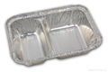 household aluminium foil container and