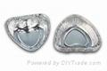 heart shape for aluminum foil tray