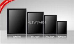 LED writing board CIF Ultrathin Clear Tempered Glass 40x60x1.2cm