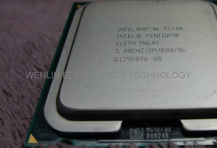 Intel Pentium CPU E5700 3 GHz 2MB Processor Dual-core NEW & ORIGINAL 2