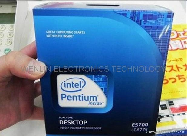 Intel Pentium CPU E5700 3 GHz 2MB Processor Dual-core NEW & ORIGINAL 3