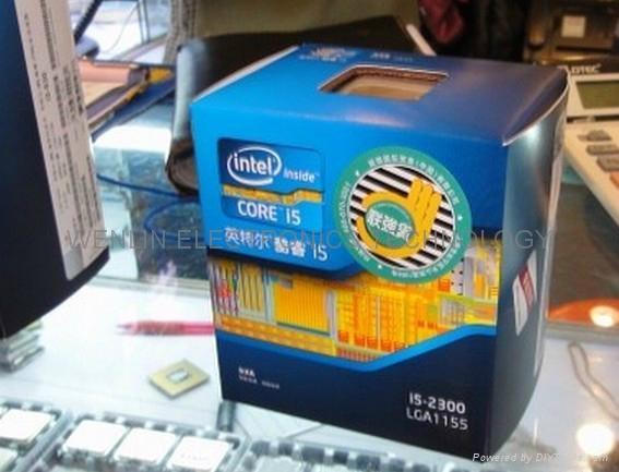 Desktop Intel Core I5 2300 CPU 32 Nm 3.1 GHz Processor 1