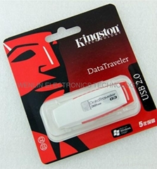 HOT! kingston DTIG3 USB FLASH DRIVE / USB DISK 32GB