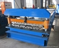 900 IBR roof tile roll forming machine