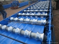 900 IBR roof tile roll forming machine 2