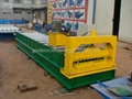 corrugated roof panel roll forming