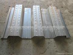 steel floor roll forming machine