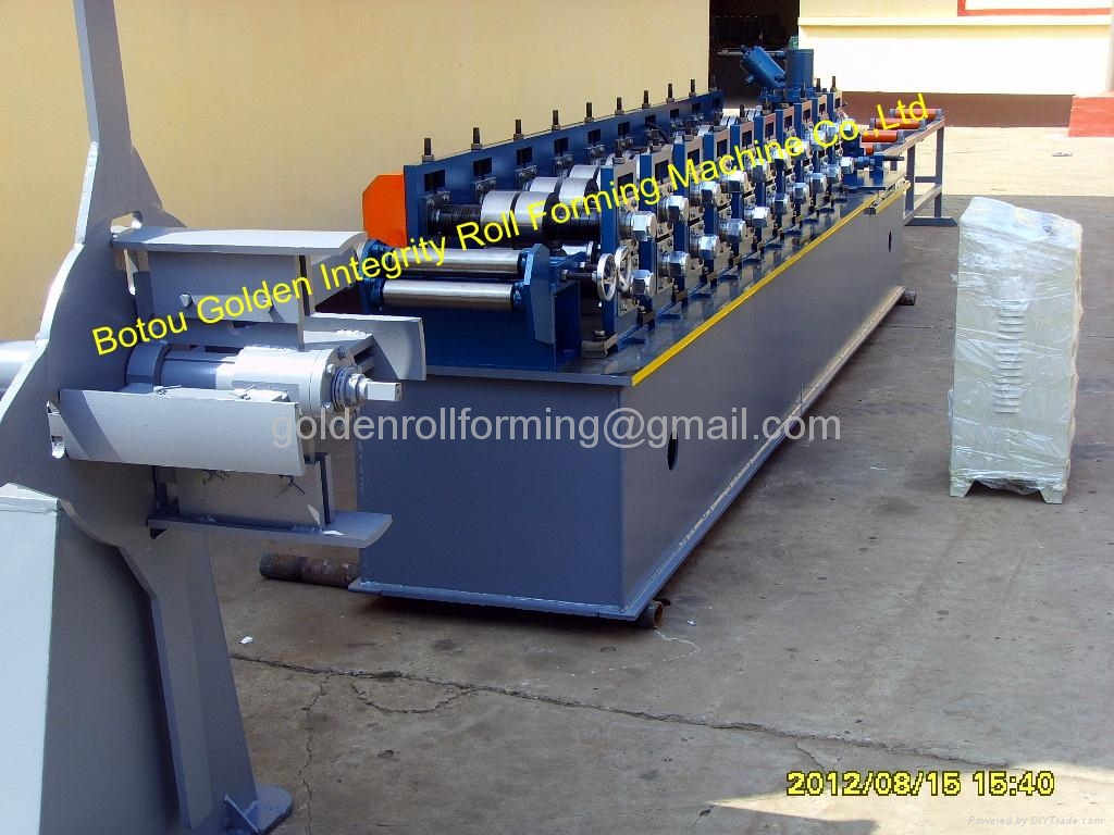 metal stud and track roll forming machine 2
