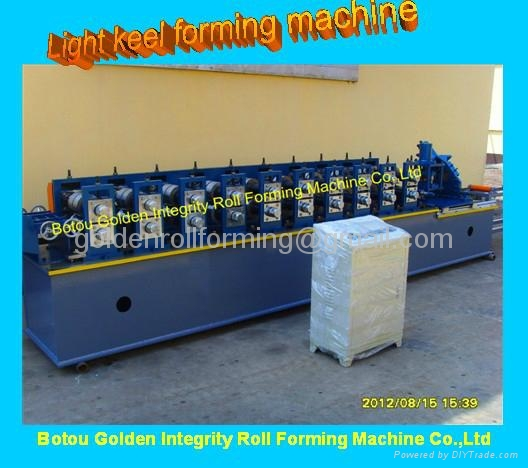 metal stud and track roll forming machine 3