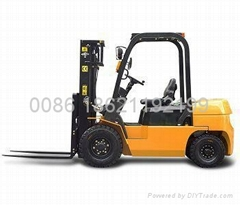 Diesel Powered Forklift (3ton Payload)(CPCD30)