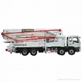 Truck Mounted Concrete Pump (45m Place Boom) (SW5280THB-45)