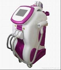 ipl+rf+elight+nd yag laser 4 in1  salon equipment