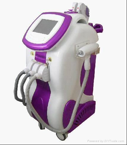 ipl+rf+elight+nd yag laser 4 in1  salon equipment  2