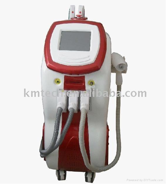 ipl+rf+elight+nd yag laser 4 in1  salon equipment  4