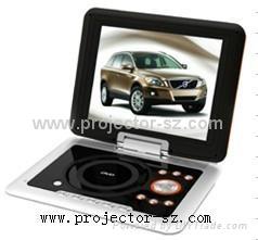 projector/ protable DVD