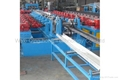 Z Purlin Roll Forming Machine( gear box drive)