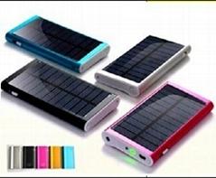 Colorful Universal Solar Power Bank