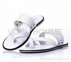 Leather Men's sandal