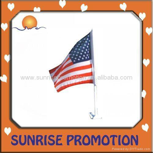 2012 Customize Car Flag Holder 4