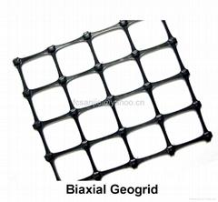 BX PP Plastic geogrid