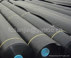 Geomembrane supply