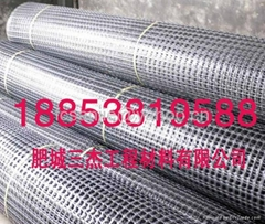 biaxial plastic geogrid pp