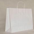 Kraft paper Environmental protection shopping bag/garment packaging bag 2