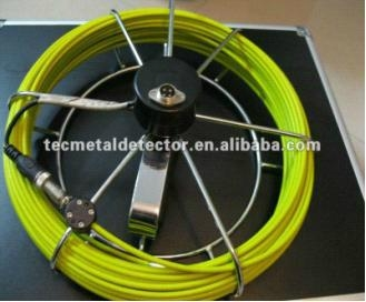 20/40/50M Underwater Sewer Pipe Inspection Camera with DVR&Keyboard TEC-Z710DLK 3