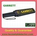 High Sensitivity Handheld Metal Detector Garret Super Scanner