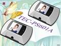 """2.2"""" LCD Display Front Door Peephole Camera TEC-PS601A   1"""