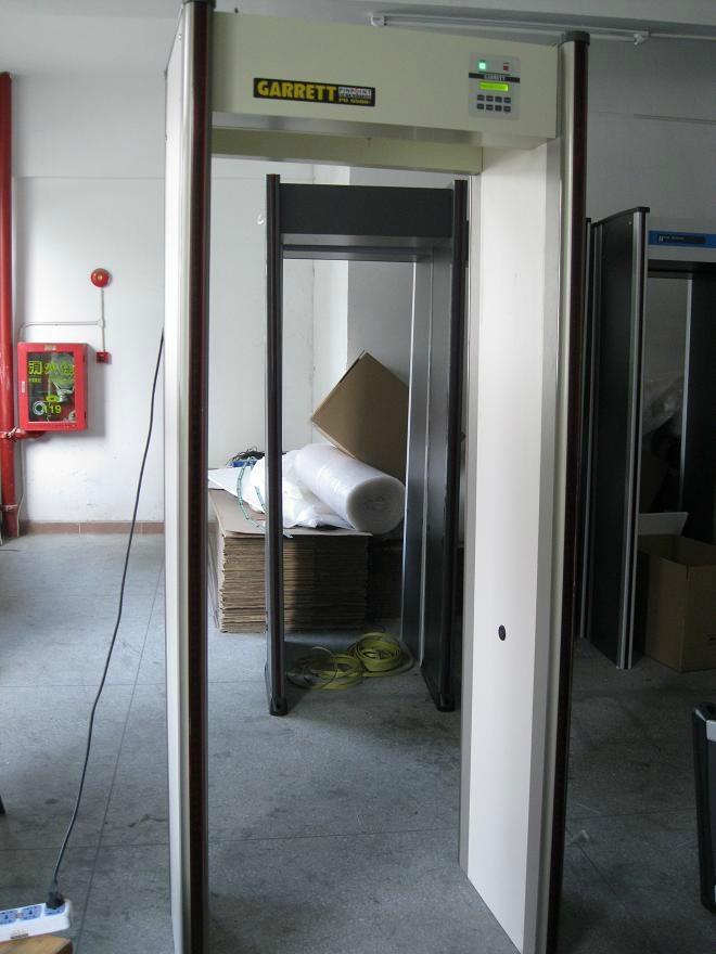 Skillful Manufacturers 33 Zones Walk Through Metal Detector Gate TEC-PD6500i  5