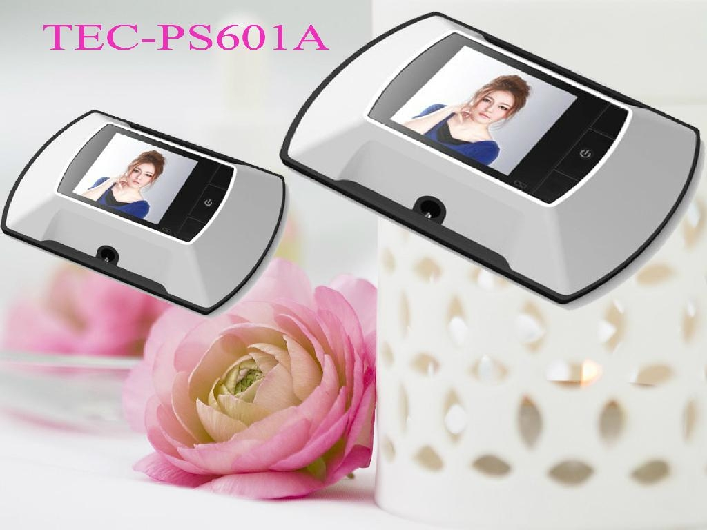 Wholesale Price Digital Peephole Viewer TEC-PS601A with LCD Display 1