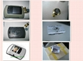 Wholesale Price Digital Peephole Viewer TEC-PS601A with LCD Display 2