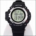 spovan Multi function Digital Sport watch+Barometer+Altimeter+Temperature+shock 2