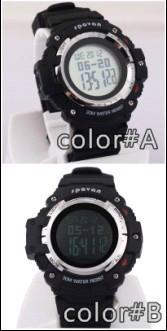 Climber Multi Function Digital Sport Watch Barometer Altimeter Temperature Shock 3
