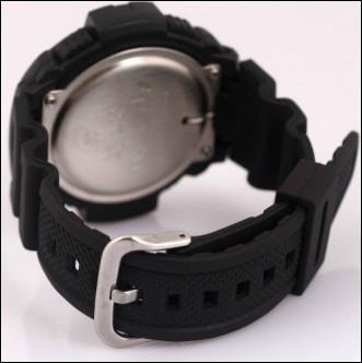Climber Multi Function Digital Sport Watch Barometer Altimeter Temperature Shock 4