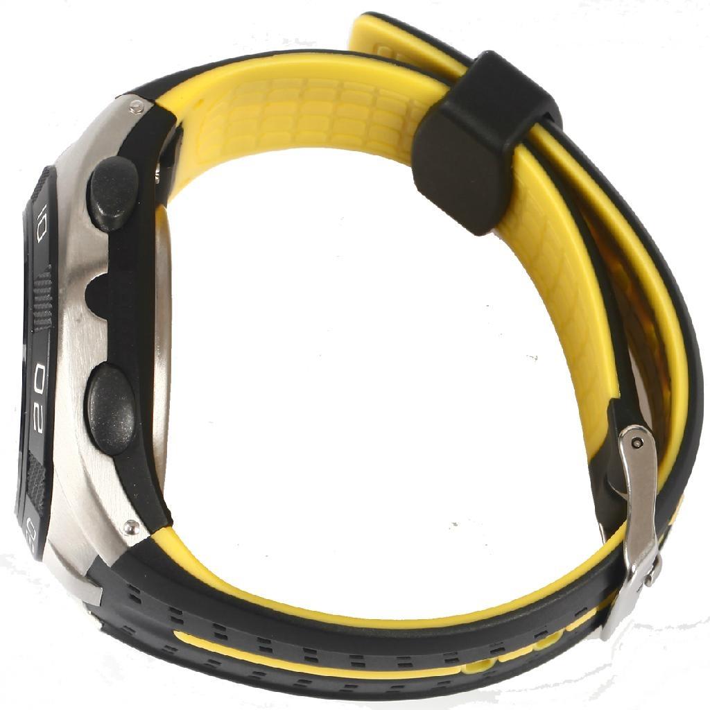 Climber Multi Function Digital Sport Watch+Barometer+Altimeter+Temperature+Shock 4