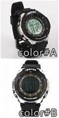 sport watch altimeter barometer temperature multifunctional climber watch