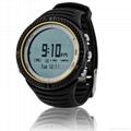 sport watch barometer altimeter