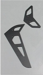 Horizontal Vertical Stabilizer For 500 RC Helicopter spare part