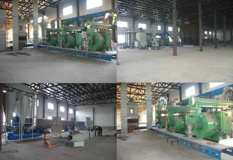 Wood Pellet Mill (MZLH-800) 1