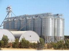grain storage silo 85yc