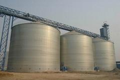 oil steel silo storage