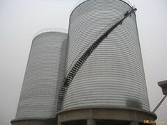 steel silo for cement mill