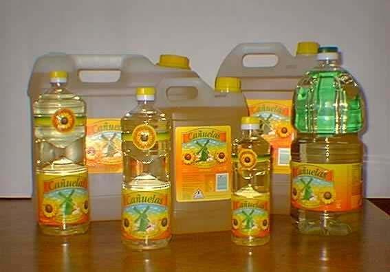 Nice Sunflower oil and Sunflower seeds  1