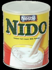 NESTLE NIDO: Instant Full Cream Milk