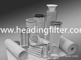 Polyester Needle Punched Filter Bag 1