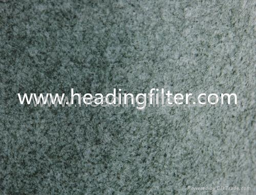 polyester needle felt dust collector filter bag  1