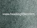 polyester needle felt dust collector
